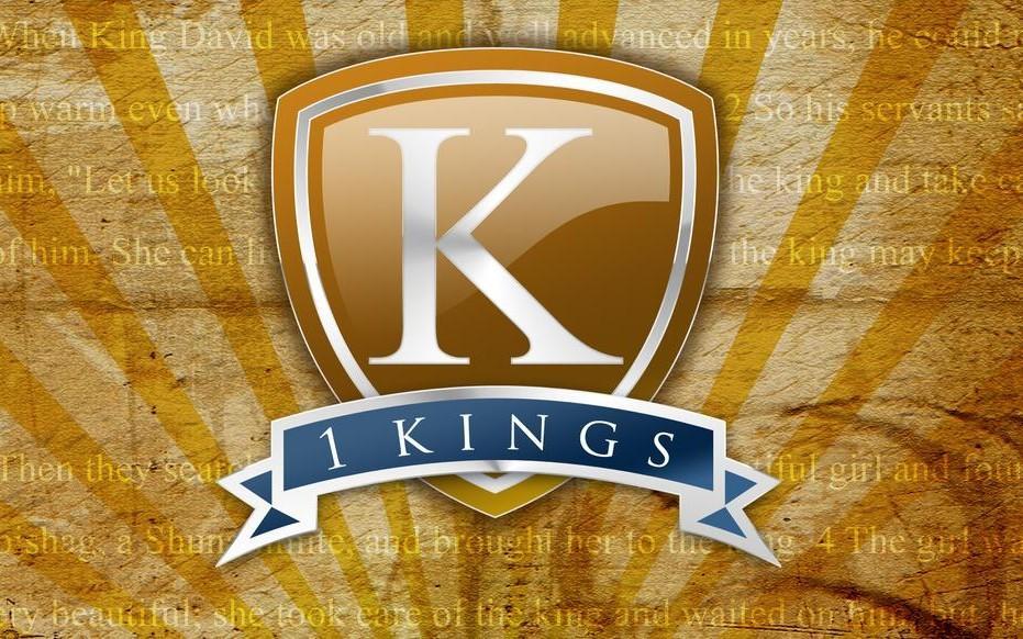 1-kings - Bible Commentary | Karuna Sadan